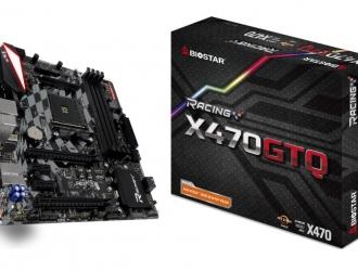 Материнська плата Biostar Racing X470GTQ: геймінг на вищому рівні за помірною ціною!