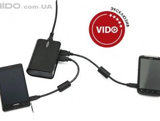 Обзор зарядного устройства Ednet 4-Port USB Charging Station