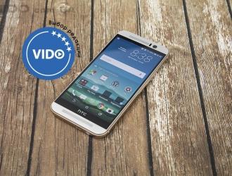Обзор смартфона HTC One M9: гаджет с золотым сечением