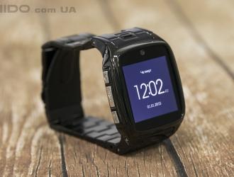 Огляд смарт-годинника AirOn GTi 2: і телефон і компаньйон