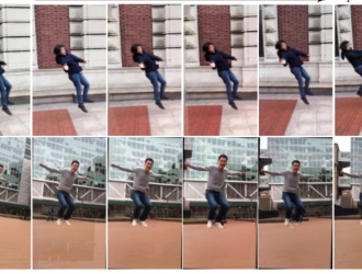 Приложение «Bullet Time» позволяет обычным смартфонам снимать фото в стиле Матрицы