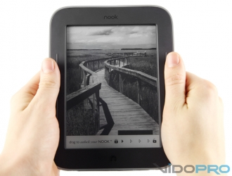 Barnes & Noble NOOK Simple Touch with GlowLight: создан, чтобы сиять
