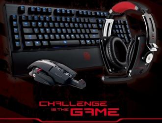 CES 2014: лидер в мире киберспорта Tt eSPORTS представит гибридную мышь, гарнитуру и клавиатуру с подсветкой