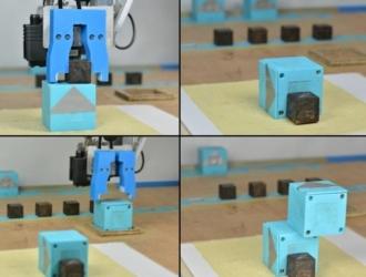 Мама-робот создает роботов-детей для изучения искусственной эволюции