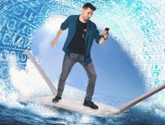 Спіймай хвилю інтернет серфінгу разом із роутером TP-LINK TL-WR820N!