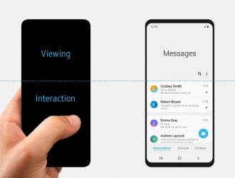Новий та зручний інтерфейс Samsung One UI