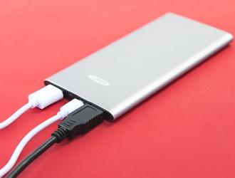 Огляд універсальної мобільної батареї EDNET 5000 mAh: на всі випадки життя