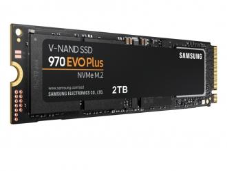 Нова серія NVMe SSD-накопичувачів 970 EVO Plus від Samsung