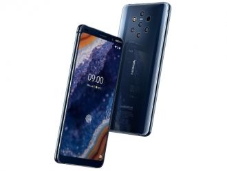 В Україні стартують продажі першого в світі смартфона з 5 камерами – Nokia 9 PureView