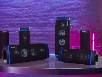Портативні акустичні системи Sony: візьміть улюблену музику з собою