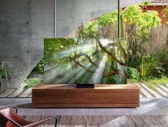 Samsung представляє нові телевізори QLED 8K