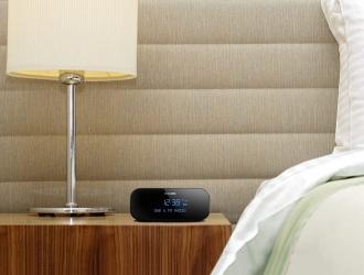 Прокидайтесь готовими до викликів нового дня з радіогодинниками Philips
