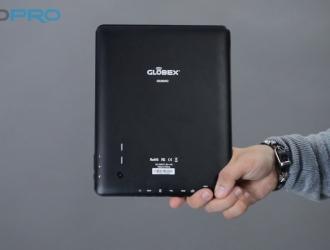 Globex Tablet PC GU-904C: веб-сайты в формате 4:3