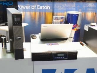 EATON на выставке CEE 2013. Видео