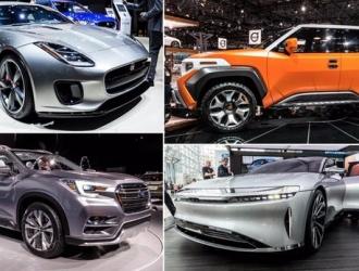 Найдивовижніші автомобілі на New York Auto Show