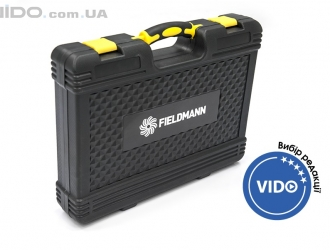 Огляд набору інструментів Fieldmann FDG 5005-85R: кейс справжнього майстра