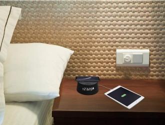 Бадьорого ранку разом з Bluetooth-будильником Philips!