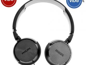 Огляд нових навушників Philips: з музикою по життю