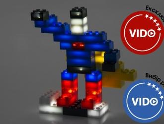 Огляд світлодіодного конструктора Light Stax: підсвіти гру LED-цеглинками