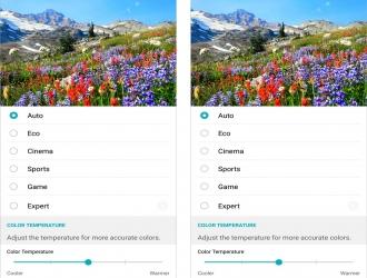 LG G7 ThinQ отримав яскравий та інтелектуальний дисплей