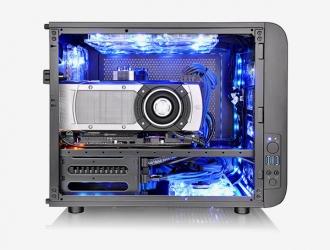 Корпус Core V21 від Thermaltakе: безмежні можливості для комп'ютерних ентузіастів