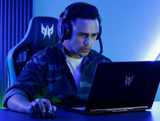 Acer Predator Triton 300: загартований до відчайдушних кібербоїв