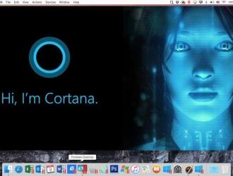 С пакетом Parallels 11 виртуальный помощник Cortana появится на Mac раньше, чем Siri