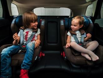 Що треба знати про «нові» правила безпеки дітей у ПДР