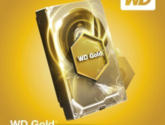 Новые «цветные» накопители WD Gold до 8 ТБ для дата-центров