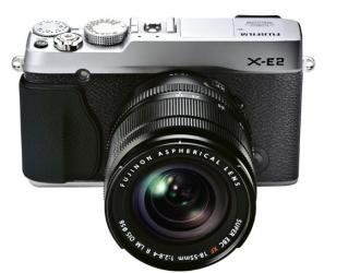 Fujifilm X-E2 – второе поколение X-Trans