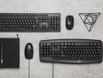 Genius Smart KM-200 та Smart KM-8200: смарт набори – смарт вибір!