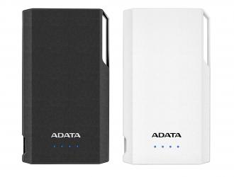 Мобільні акумулятори ADATA S20000D та S10000