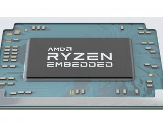 Сімейство інтегрованих процесорів розширюється: AMD презентує новий Ryzen Embedded R1000