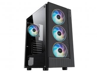 Корпус 2E GAMING VIRTUS (G3301) – гарантія оптимального температурного режиму ПК