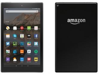 10-дюймовый планшет Amazon Fire с упрощенным пользовательским интерфейсом