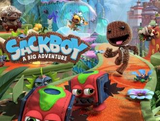 Огляд гри Sackboy: A Big Adventure на PlayStation 5!