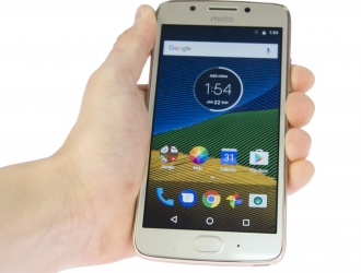 Огляд смартфона Motorola Moto G5