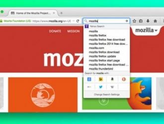Обновление от Mozilla добавит в браузер Firefox новую функцию «поиск в один клик»