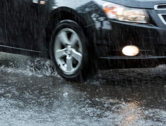 Bosch створює погодний сервіс для безпілотних автомобілів