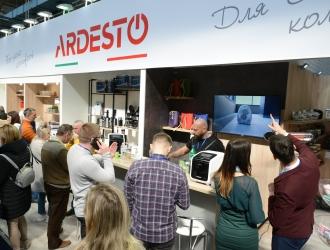 CEE 2019 Spring: Ardesto – новинки, пральна машина заввишки в 2 метри та мохіто!