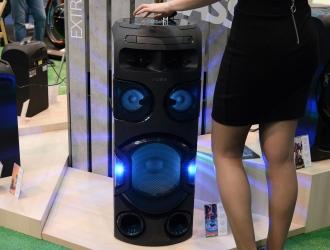 SONY на CEE 2019: атмосфера вечірки на масштабній виставці електроніки