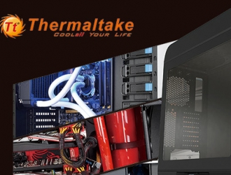 CES 2014: Thermaltake продемонстрировала плеяду новых корпусов для ПК, кулеров и блоков питания
