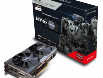 Новая геймерская видеокарта SAPPHIRE R9 380X