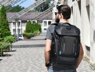 Ігрова амуніція у безпеці. Огляд рюкзака для геймерів Acer Predator Gaming Utility Backpack