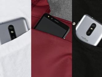 Neffos 7 Lite: доступний 4G смартфон із FullView дисплеєм, 2 SIM та камерами 8Мп+5Мп.