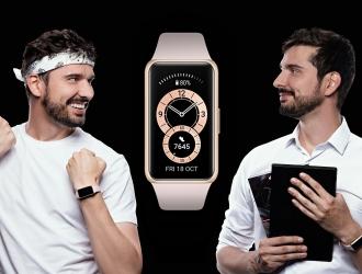 Huawei band 6: смарт годинник твого настрою!