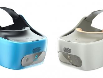 HTC представила автономні VR окуляри Vive Focus