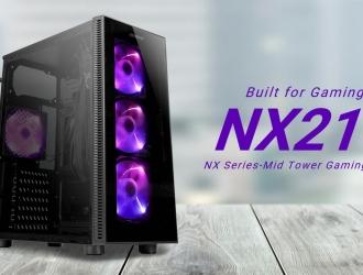 Популярна пропозиція від ANTEC із серії NX – для сучасної ігрової або робочої станції