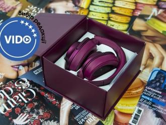 Огляд навушників Sony h.ear on MDR-100A: краса звуку