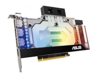 ASUS представляє відеокарти серії EKWB GeForce RTX 30